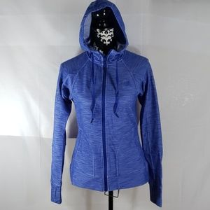 The North face full zip hoodie size M